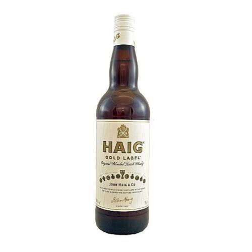 Haig Gold Label 40% 70cl Image 1