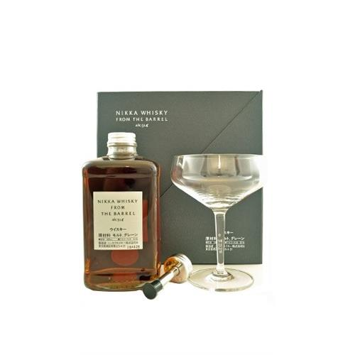 Nikka from the Barrel Cocktail Set 51.4% 50cl Image 1