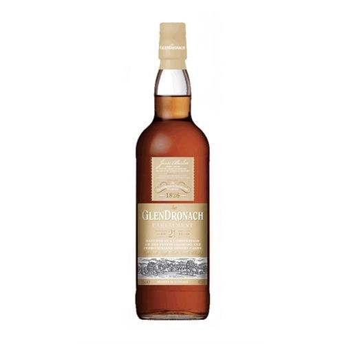 Glendronach 21 years old Parliament 48% 70cl Image 1