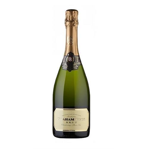 Graham Beck Brut Chardonnay Pinot Noir NV 75cl Image 1