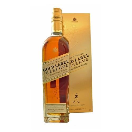 Johnnie Walker Gold Label Reserve 40% 70cl Image 1