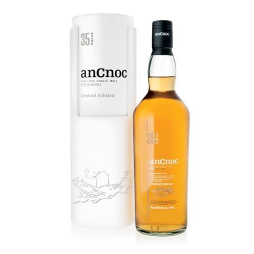 An Cnoc 35 years old Limited Edition 44.3% 70cl Image 1