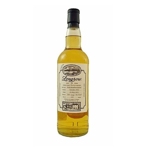 Longrow Day Bottle 2012 9 years old 59.1% 70cl Image 1
