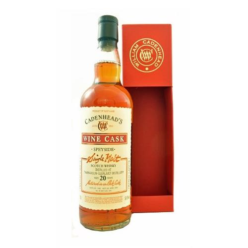 Tamnavulin Glenlivet 20 years old Cadenheads Chateau Lafite 50.8% 70cl Image 1