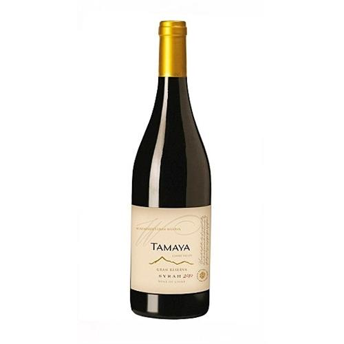 Tamaya Estate Syrah 2010 Wine Makers Gran Reserva 75cl Image 1