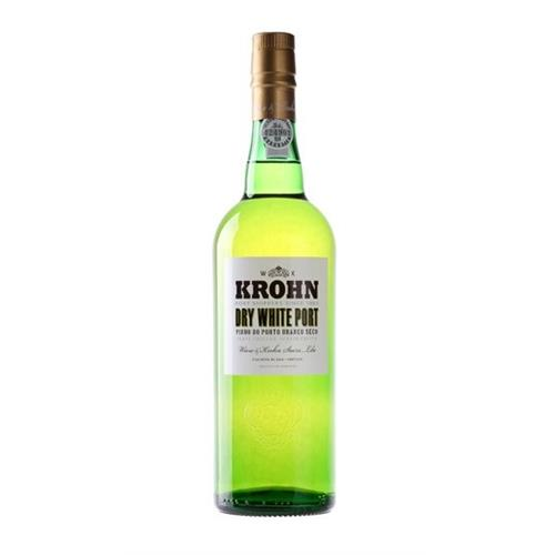 Krohn Lagrima White Port 75cl Image 1