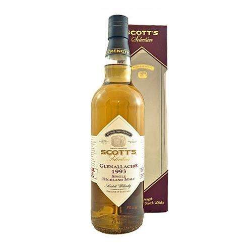 Glenallachie 1993 Scotts Selection 55.6% 70cl Image 1