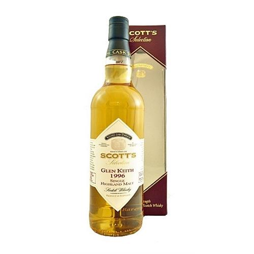 Glen Keith 1996 Scotts Selection 57.6% 70cl Image 1