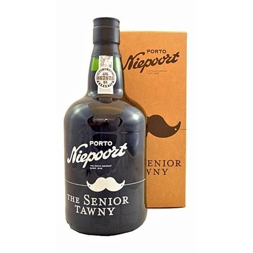 Niepoort The Senior Tawny Port 20% 75cl Image 1