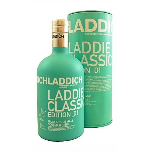 Bruichladdich Laddie Classic Edition1 46% 70cl Image 1