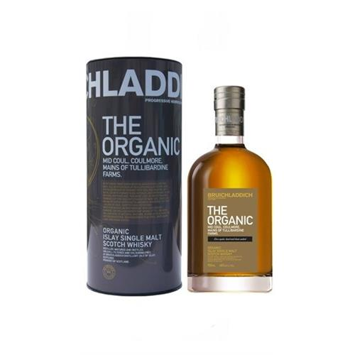 Bruichladdich The Organic Ed. 2.10 Mid Coul 46% 70cl Image 1