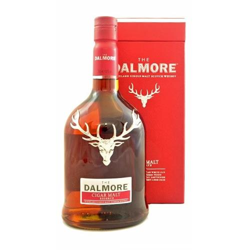 The Dalmore Cigar Malt Reserve 44% 70cl Image 1