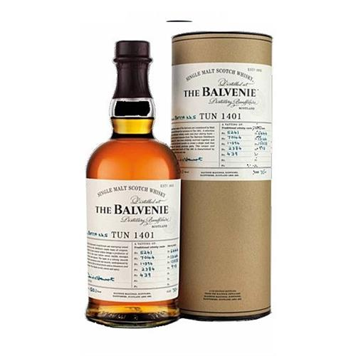 Balvenie Tun 1401 Batch No.5 70cl Image 1