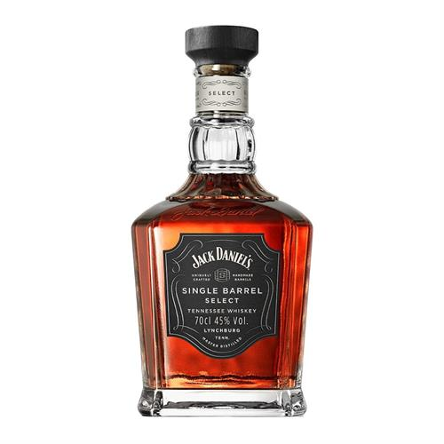 Jack Daniels Single Barrel Select 45% 70cl Image 1