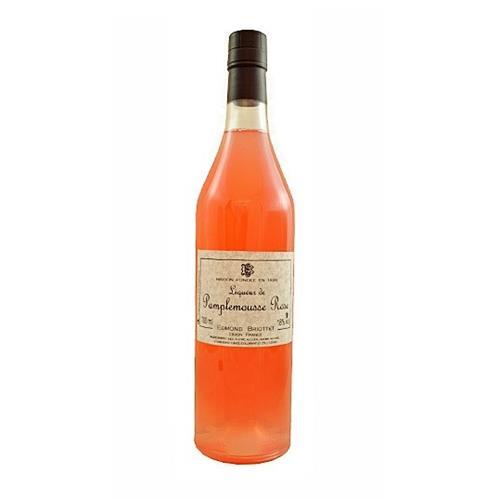 Liqueur de Pamplemousse Edmond Briottet 18% 70cl Image 1