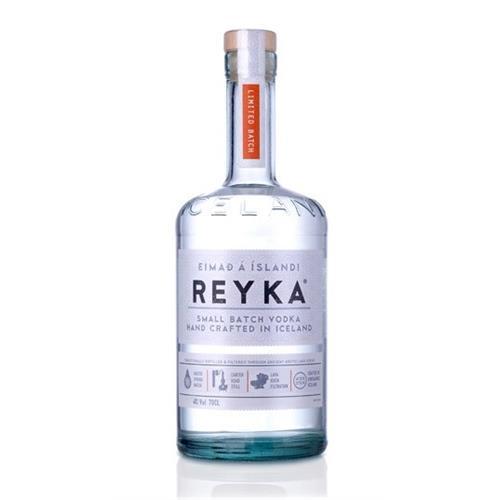 Reyka Small Batch Vodka 40% 70cl Image 1