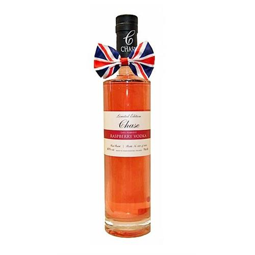 Chase Late Harvest Raspberry Vodka Summer 2012 40% 70cl Image 1