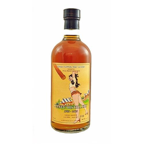 Hanyu Distillery 1988-2006 Bottled for Full Proof Holland 56.3% 72cl Image 1
