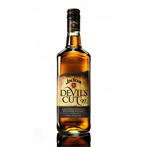 Jim Beam Devil's Cut Bourbon 45% 70cl Image 1