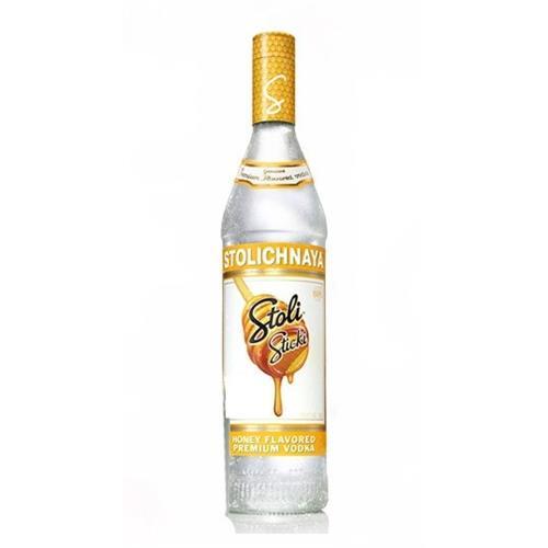 Stolichnaya Sticki (honey) Vodka 37.5% 70cl Image 1