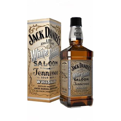 Jack Daniels White Rabbitt 43%  Image 1