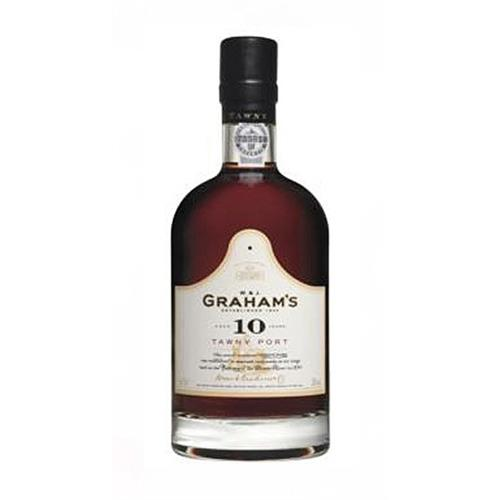 Grahams 10 Year Old Tawny Port 75cl Image 1