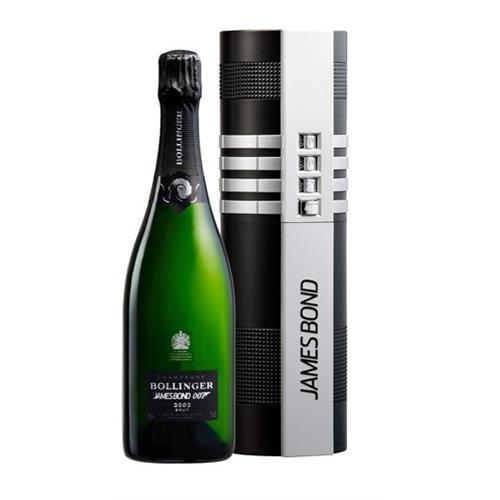 Bollinger 002 007 Edition Edition Champagne James Bond 12% 75cl Image 1