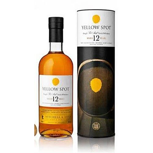 Yellow Spot 12 years old Single Pot Still 46% 70cl Image 1