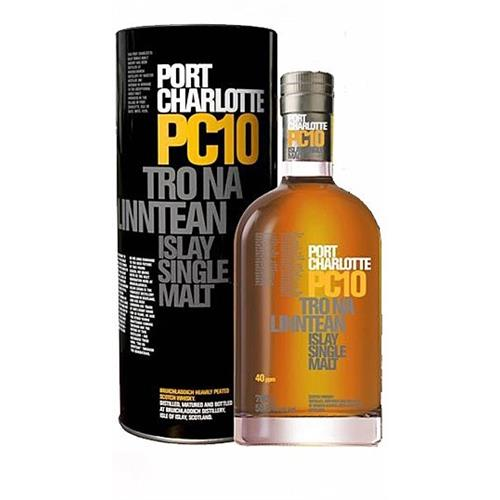 Port Charlotte PC10 Tro Na Linntean Bruichladdich 59.8% 70cl Image 1
