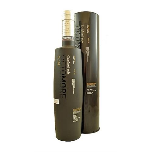 Octomore /5_169 Ochdamh-mor 59.5% 5 years old Image 1