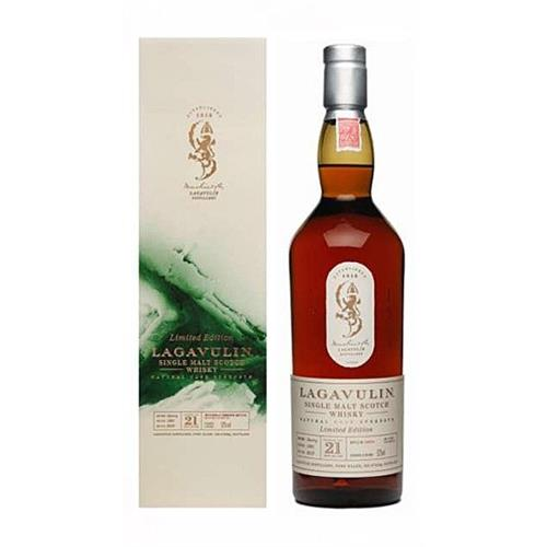 Lagavulin 21 years old Limited edition 52% 70cl Image 1
