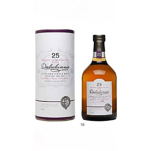 Dalwhinnie 25 years old Limited Edition 52.1% 70cl Image 1