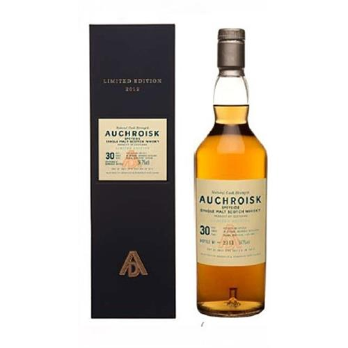 Auchriosk 30 years old 2012 Release 54.7% 70cl Image 1