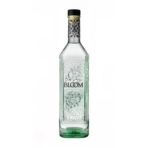 Bloom Premium London Gin 40% 70cl Image 1
