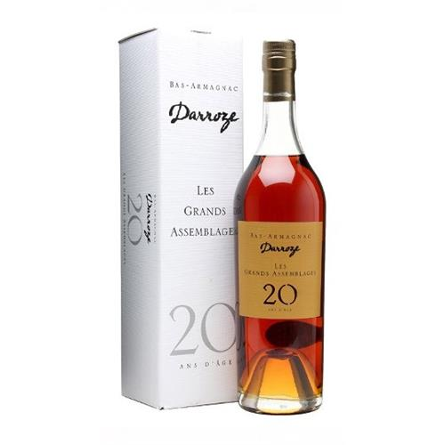 Darroze Bas Armagnac 20 years old Les Grand Assemblages 43% 70cl Image 1