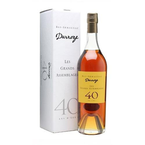 Darroze Bas Armagnac 40 years old Les Grand Assemblage 43% 70cl Image 1