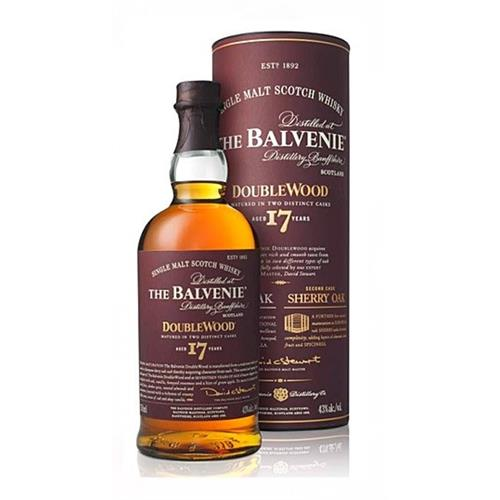 Balvenie Doublewood 17 Year Old 70cl Image 1