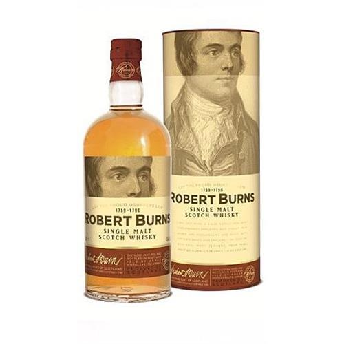 Arran Robert Burns Single Malt 43% 70cl Image 1