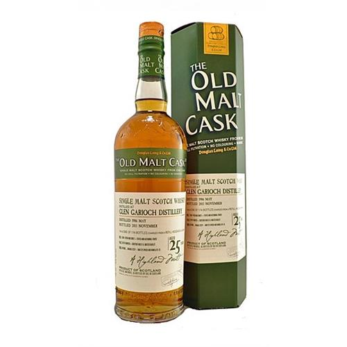 Glen Garioch 1986 25 years old Old Malt Cask 50% 70cl Image 1