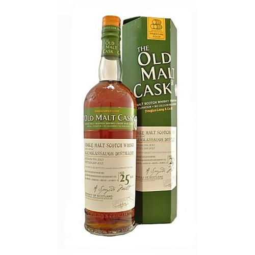 Glenglassaugh 25 years old 1984 Old Malt Cask 50% 70cl Image 1