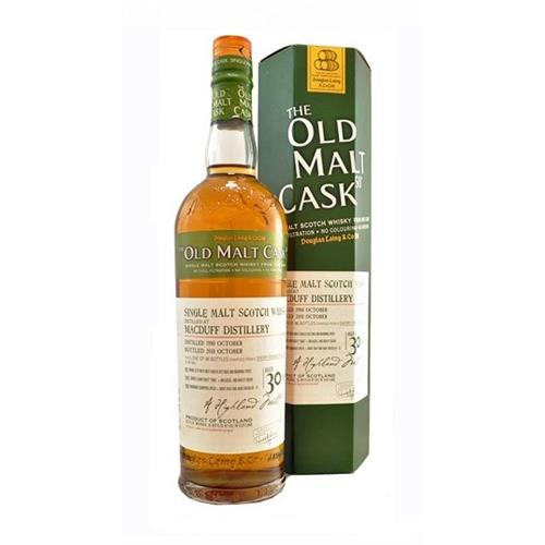 Macduff 1980 30 years old Old Malt Cask 50% 70cl Image 1