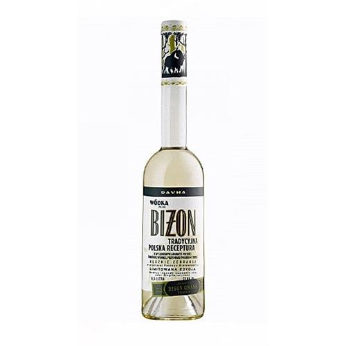 Davna Bizon Vodka 40% 50cl Image 1