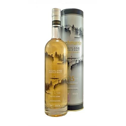 Inchmurrin 15 years old Loch Lomond Distillery 46% 70cl Image 1