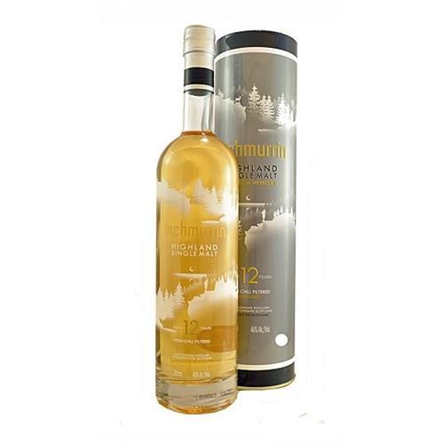 Inchmurrin 12 years old Loch Lomond Distillery 46% 70cl Image 1