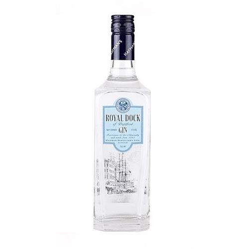 Haymans Royal Dock Gin Navy Strength 57% 70cl Image 1
