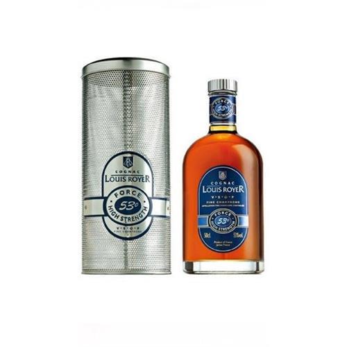 Louis Royer Force 53 Cognac 53% 50cl Image 1
