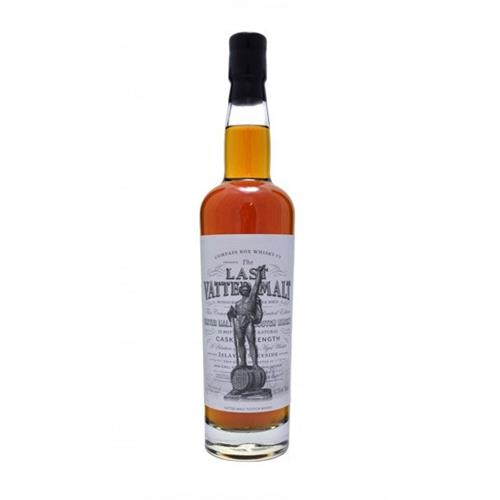 The Last Vatted Malt Compass Box 53.7% 70cl Image 1