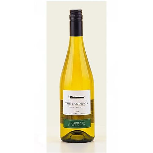 The Landings Colombard Chardonnay 2015 75cl Image 1