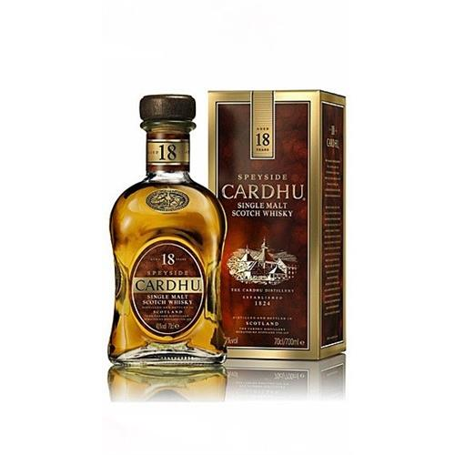 Cardhu 18 years old 40% 70cl Image 1