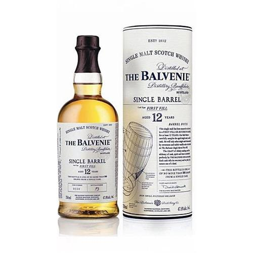 The Balvenie 12 years old Single Barrel 47.8% 70cl Image 1